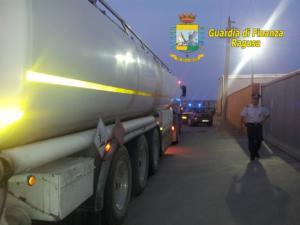 """Operazione """"Ippary Green Fuel"""""""