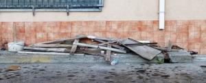 Catania, degrado nel quartiere Borgo-Sanzio