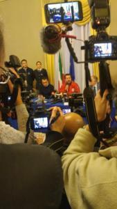 Visita Salvini e Di Maio 1