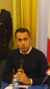 Visita Salvini e Di Maio 2