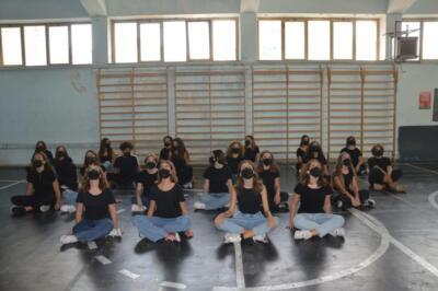Teatro liceo Spedalieri 1
