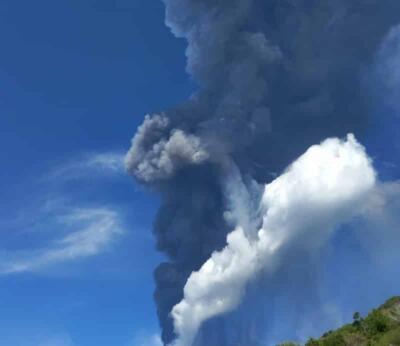 Eruzione Etna 21 settembre 2