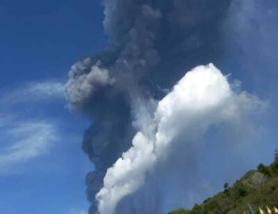 Eruzione Etna 21 settembre 3