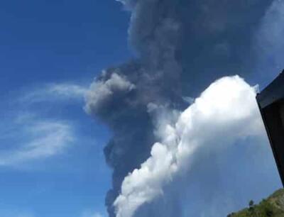 Eruzione Etna 21 settembre 4
