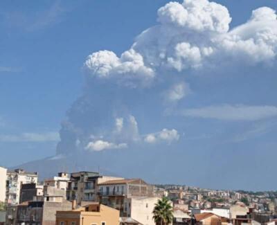 Eruzione Etna 21 settembre 5