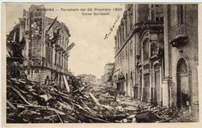 Terremoto Messina