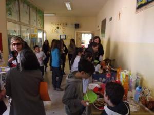 Una giornata di festa all'open day dell'I. C. Fontanarossa