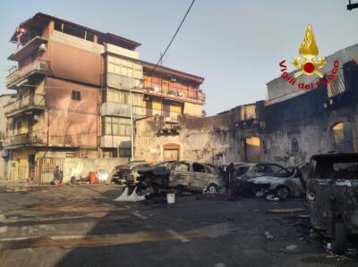 Incendi a Catania 30 luglio (11)