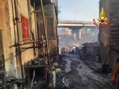 Incendi a Catania 30 luglio (2)