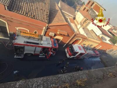 Incendi a Catania 30 luglio (4)