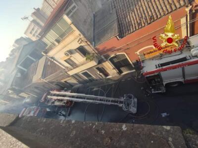 Incendi a Catania 30 luglio (9)