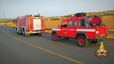 Incendi a Catania e provincia aggiornamento 25 agosto 2021 (1)