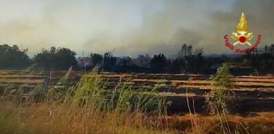 Incendi a Catania e provincia aggiornamento 25 agosto 2021 (2)