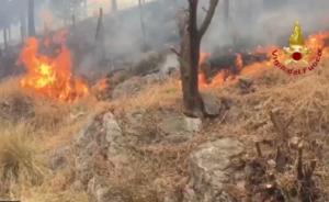 Incendio Bellocampo