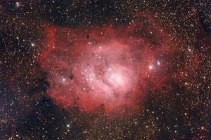 Nebulosa Laguna (M8)