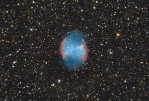 Nebulosa Manubrio (M27)