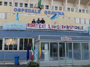 Protesta ospedale Gravina (2)