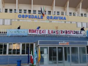 Protesta ospedale Gravina (3)