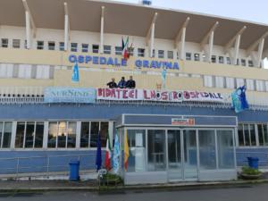 Protesta ospedale Gravina (5)