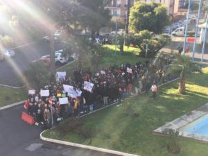 Protesta san g la punta 15