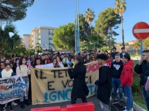 Protesta san g la punta 18