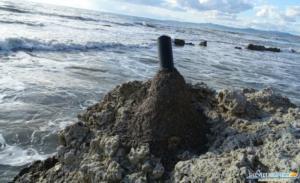 Punta Bianca - Scoglio danneggiato (2)