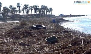 Rifiuti spiaggia San Leone (3)