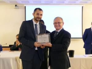 Salvatore Castano premio somnelier birra