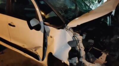 Alcuni scatti dell'incidente di Pachino del 23/08
