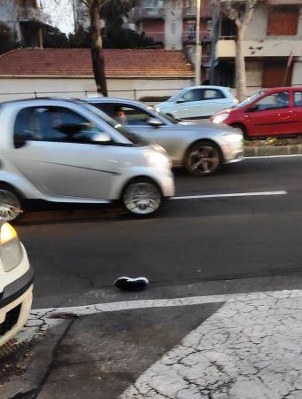viale Odorico da Pordenone incidente