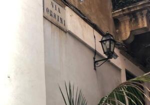 Via Orsini liquami 3