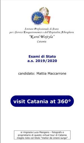 Visit Catania 360