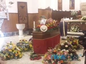 Funerali Gilberto Idonea