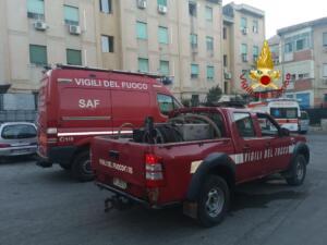 VVF salvano uomo