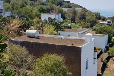 pomici sui tetti