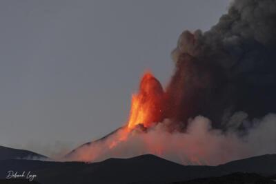 Etna parossismi - Ph. Deborah Longo